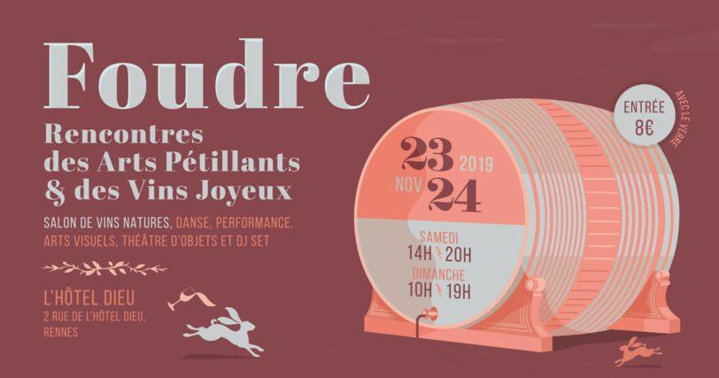 Salon du vin à Rennes