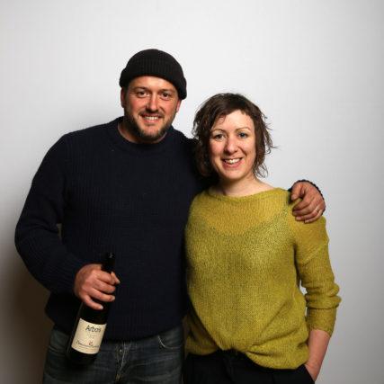 Emilie & Alexis Porteret ont subi le gel 2017